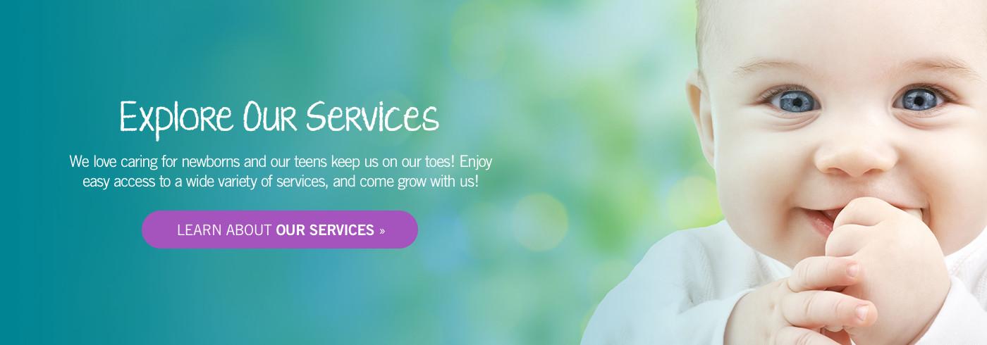 DeKalb Pediatrics | Full service pediatric practice ...
